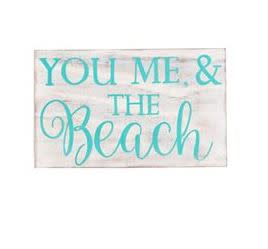 Beach Expressions - YOU ME & THE BEACH