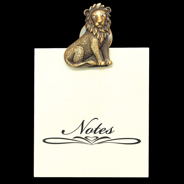 Jungle Magnetic Notepad - LION