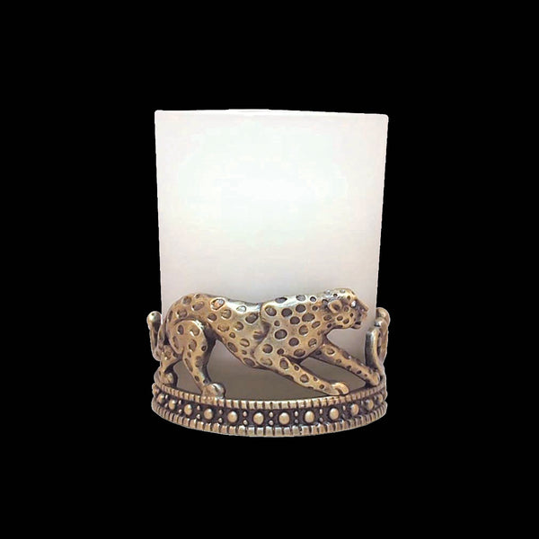 Jungle Votive Candle - CHEETAH