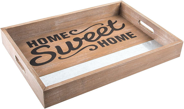 HOME SWEET HOME Wooden Tray