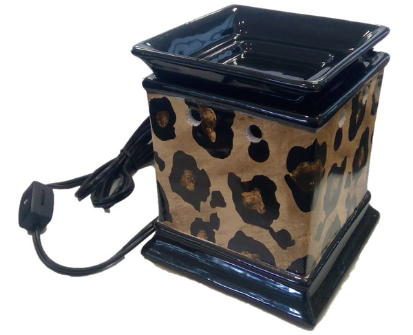 Decal Fragrance Warmer (Animal Print)