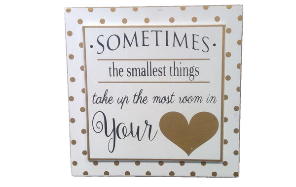 THE SMALLEST THINGS Box Frame