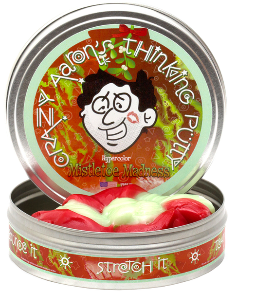 Thinking Putty Mistletoe Madness