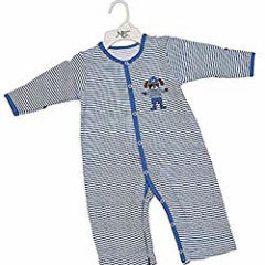 Patch the Pirate Playsuit (6m)
