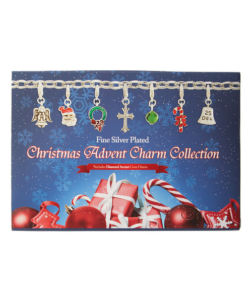 Christmas Advent Charms
