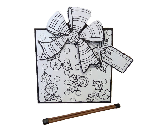Color My Christmas Package (CLEARANCE)