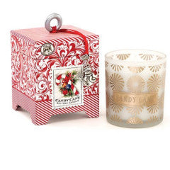 CANDY CANE Small Soy Candle
