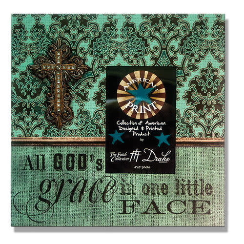 ALL GOD'S GRACE Frame (4x6)