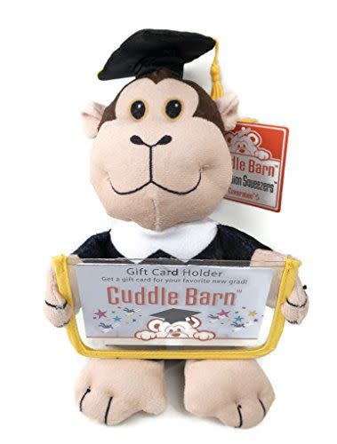 Graduation Squeezer - Monkey
