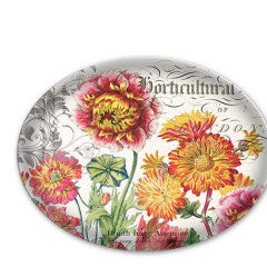 BLOOMS & BEES Glass Soap Dish