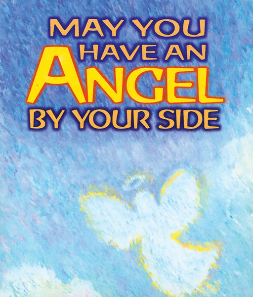 May You Have an Angel (mini-book)