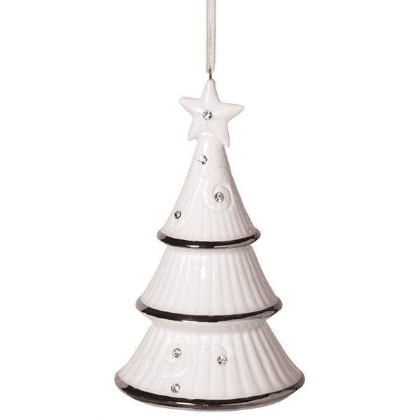 Tree Bell Traditions Ornament Porcelain
