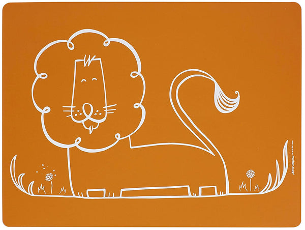 Munch Mate Dandy Lion Meal Mat