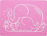 Munch Mate Elephant Hugs Meal Mat