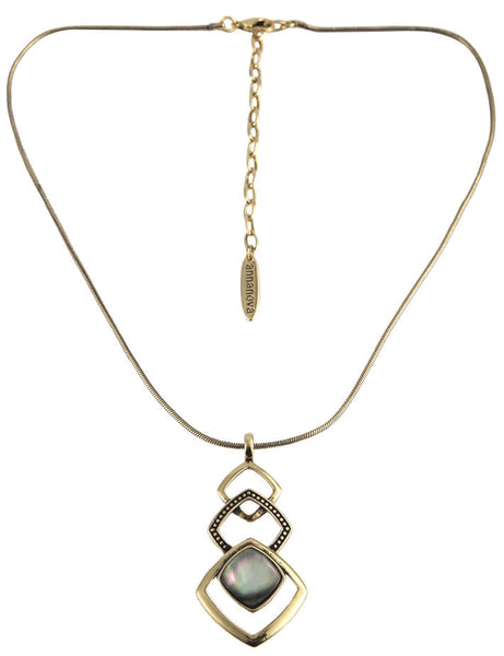 Reflections Necklace - Gold