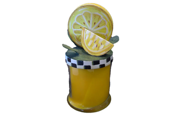 Lemon Slice Candle