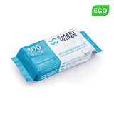 Sustainable Smart Wipes - Box of 14 packs - Fully Compostable, 99.99% Effective