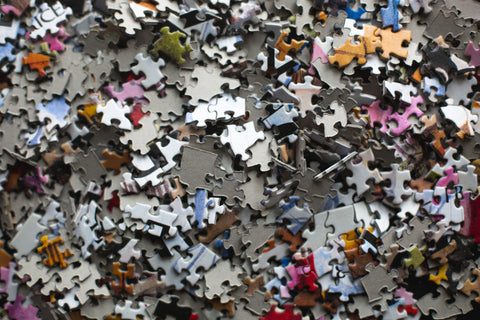Doing jigsaw puzzles can be good for the mind and body