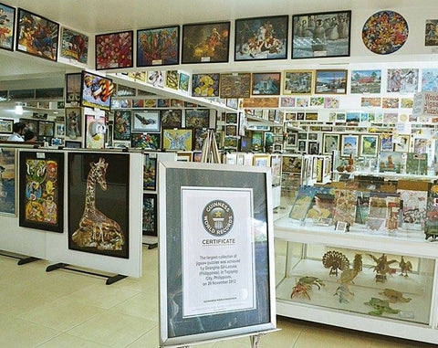 Jigsaw Puzzle Facts - Jigsaw puzzles even have their own museum!
