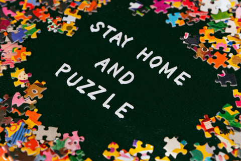 Stay at Home and Puzzle