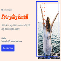 FREE Email Marketing Course: 30 easy-to-follow tips in 30 days