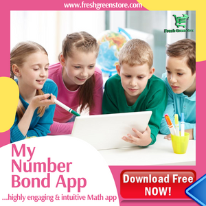 How To Use Number Bond App & Get The Unlimited Licence Code