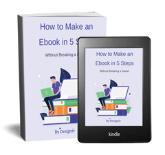 How To Make an eBook in 5 Simple Steps in Minutes
