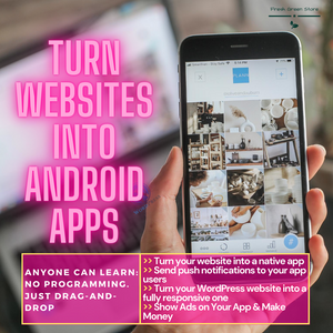 Wordpress to App - Turn Your Website Into An Android App