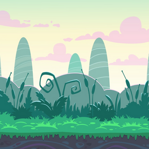 Make a Game Background in Adobe Illustrator for Beginners