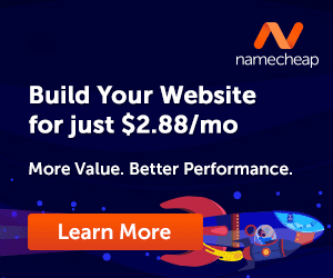 Get Your Domain Name and All You Need To Succeed Online - NameCheap