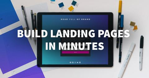 Get Your Business Online With Landing Page - Without Website