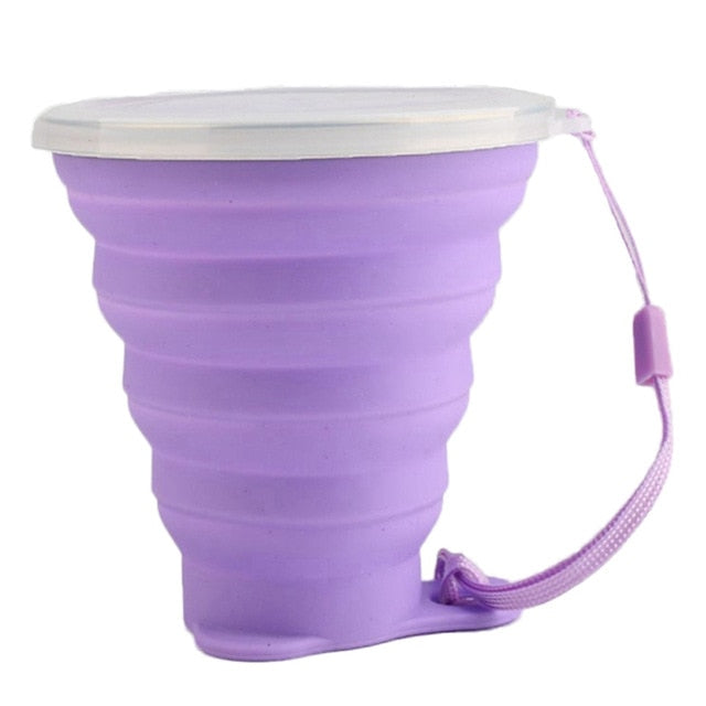 Collapsible Silicone Water Cup