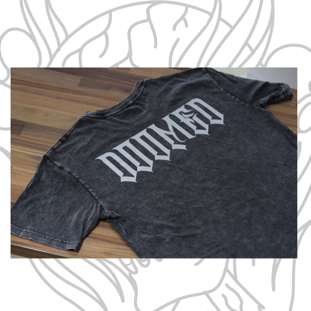 Eighty6 Doomed Stonewash Tee