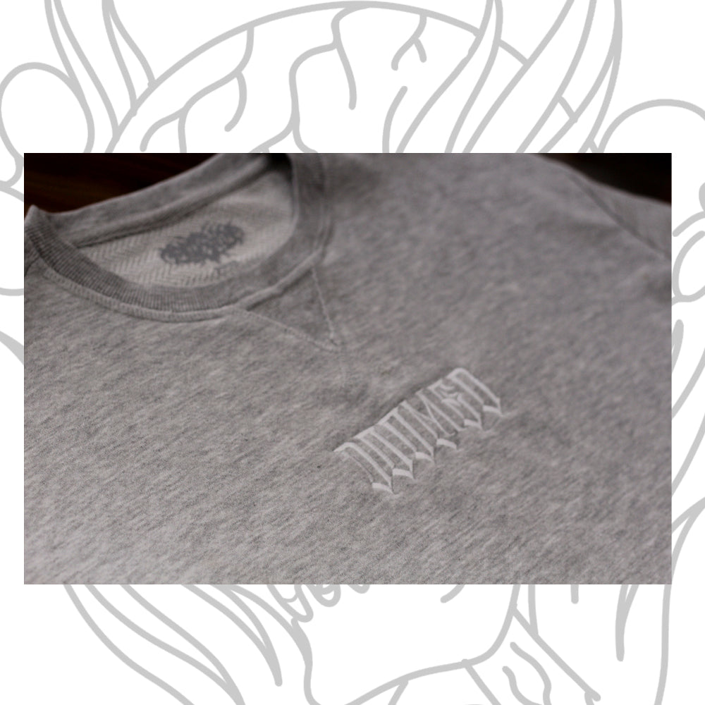 Eighty6 Doomed Herringbone Tee