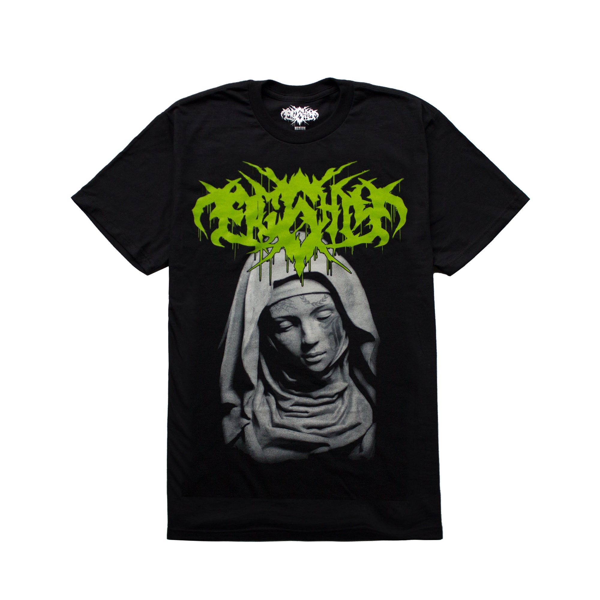 Eighty6 Black Mary T-shirt