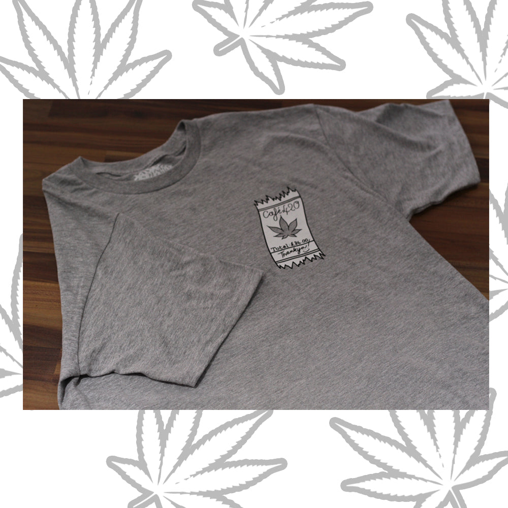 Eighty6 x 420 x Raychel Maughan Tee - Grey