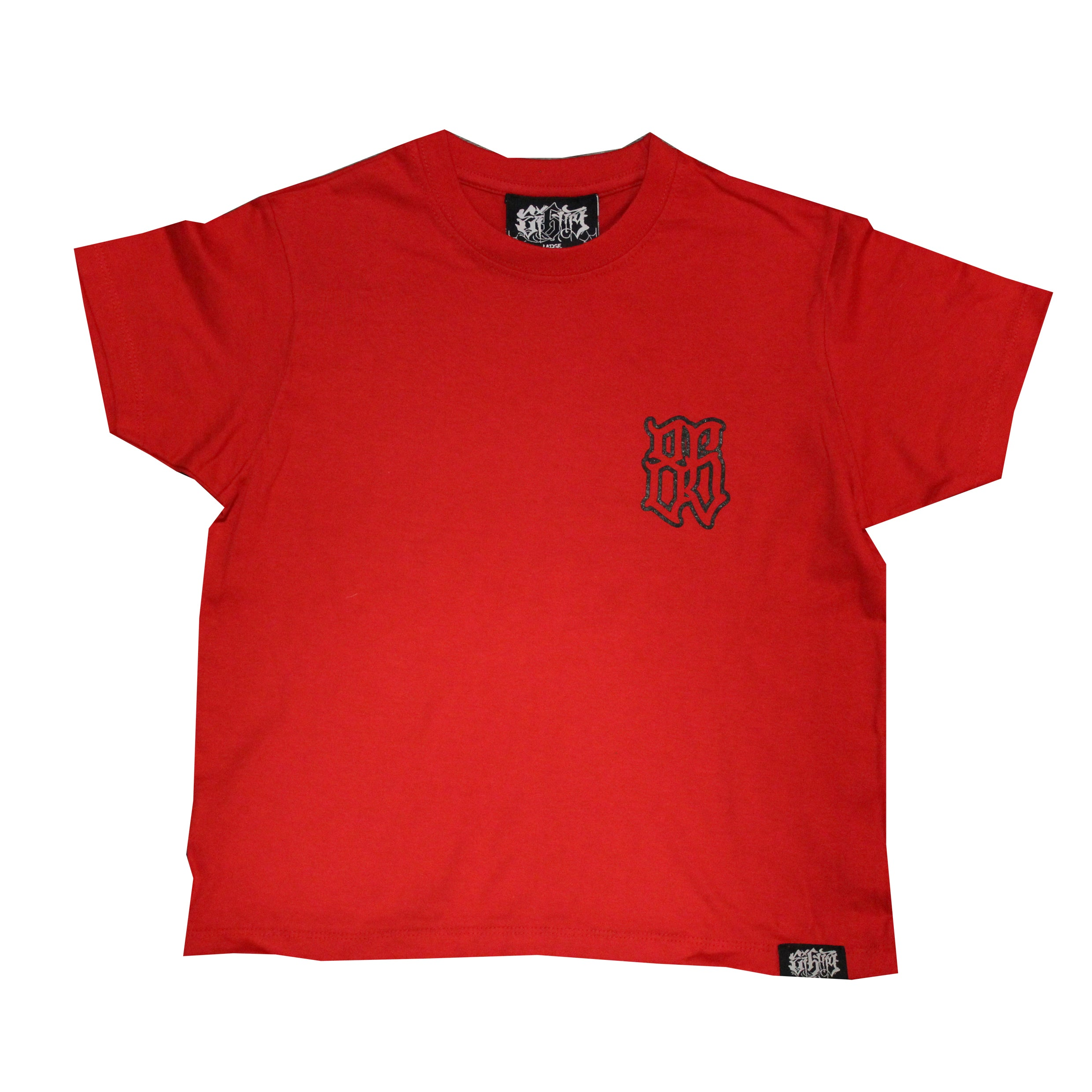 Eighty6 Kids 86er Tee - Red