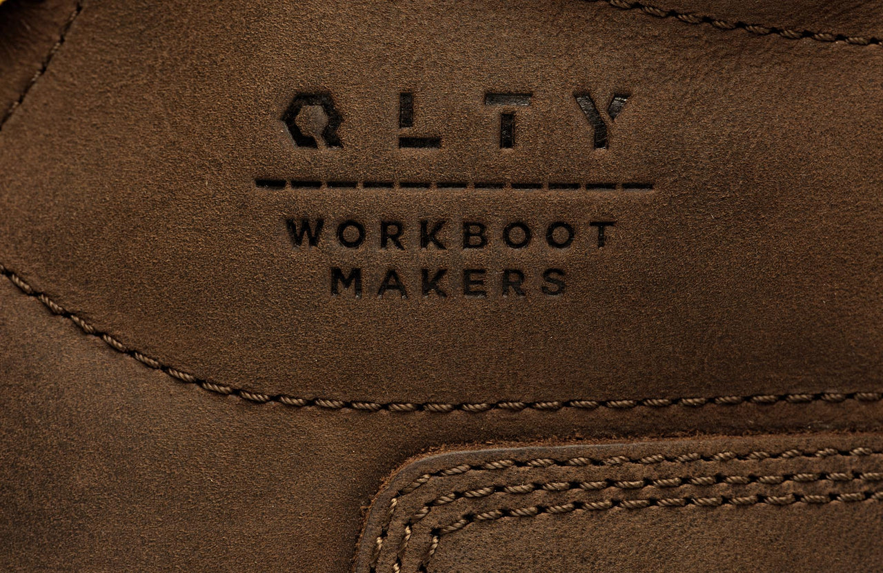 Still paying too much for work boots? Not anymore!  Premium handcrafted leather work boots at an affordable price sold directly to you; that's our QLTY Objective and we offer free shipping and returns. Our boots fit true to size and won't break the bank.
