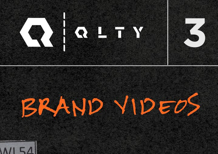Download QLTY Brand Videos