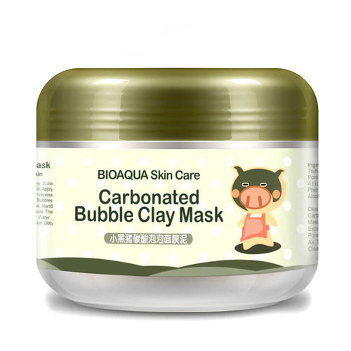 CLAY BUBBLE MASK