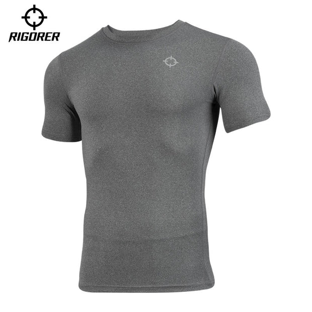 Rigorer Short Sleeve Compression T-Shirt