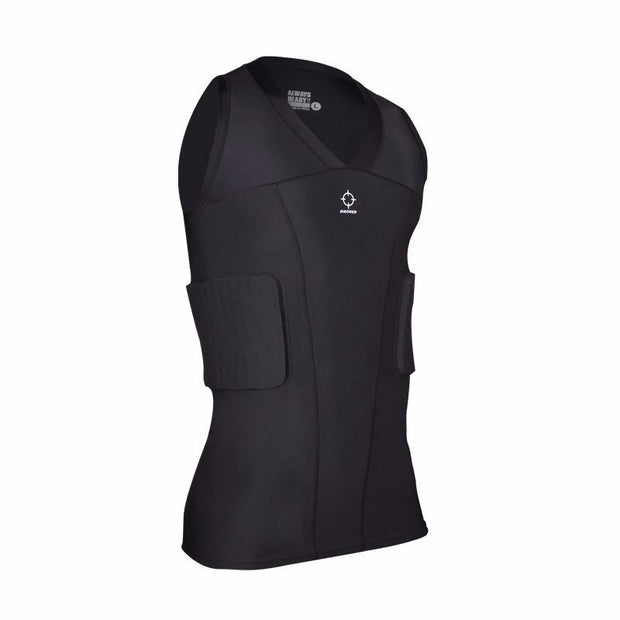 Rigorer Padded Compression Sleeveless Shirt - Rigorer Singapore
