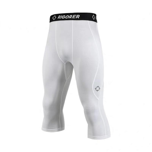 Rigorer 3/4 Training Tights [TT402] Rigorer