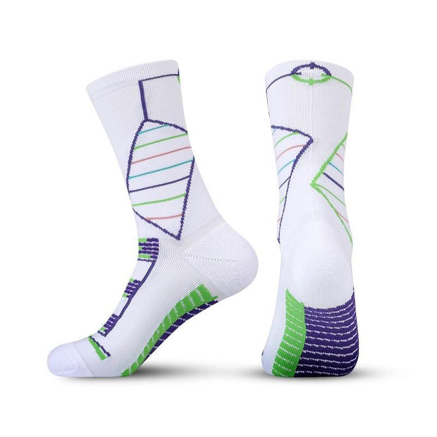 Rigorer All Court Basketball Socks