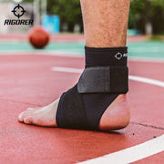 Rigorer Ankle Guard w/ Figure-8 Straps [RA009] Moderate Protection Rigorer