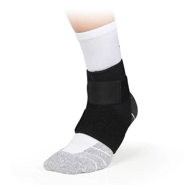 Rigorer Ankle Guard w/ Figure-8 Straps [RA009] Moderate Protection Rigorer Black S