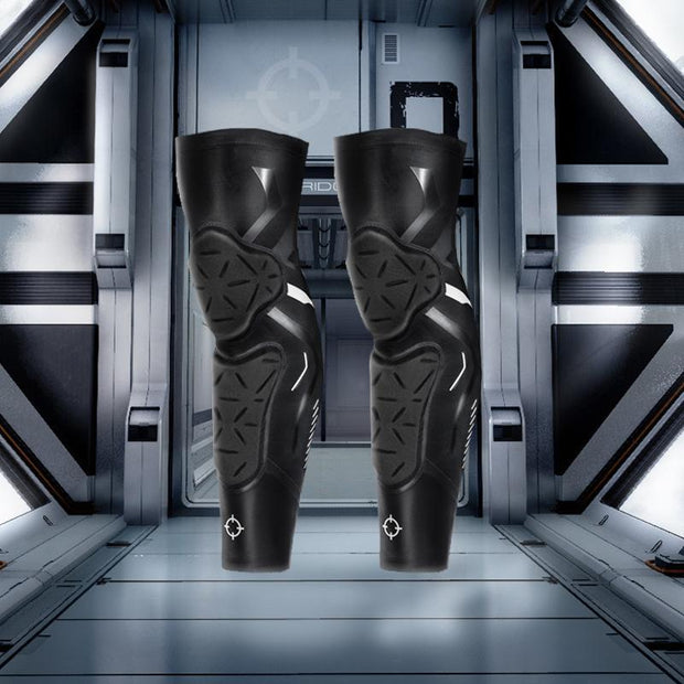 Rigorer Armour Padded Knee-Shin Pad Sleeve [KP0206] Maximum Protection Rigorer
