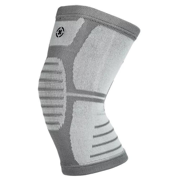 Rigorer Basic Knee Support Sleeve [KS202] Primary Protection Rigorer Light Grey S