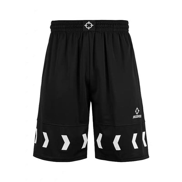 Rigorer Basketball Training Shorts [BS605] Rigorer Black S