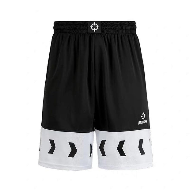 Rigorer Basketball Training Shorts [BS605] Rigorer White S